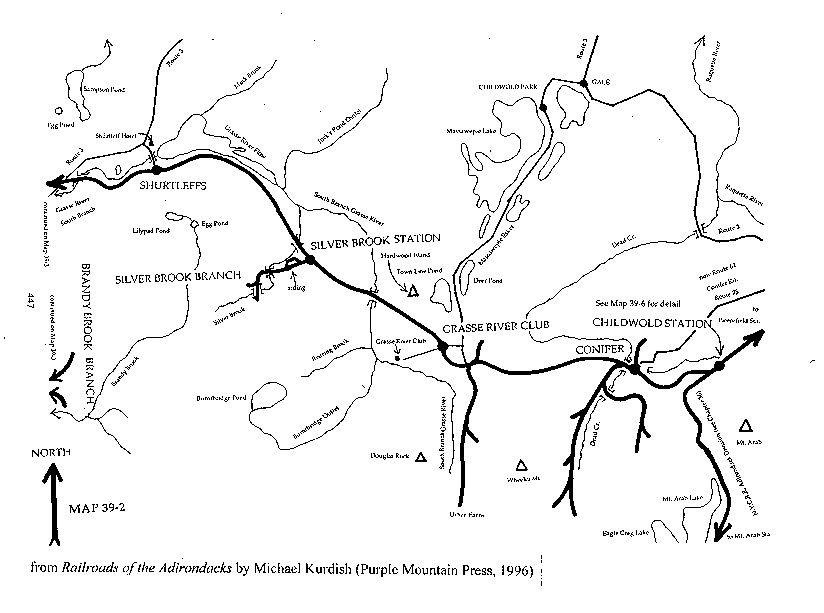 Massawepie Maps