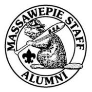 Massawepie Staff Alumni Association logo